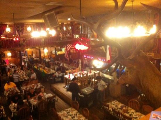 Big Texan Steak Ranch: Fun place to be!