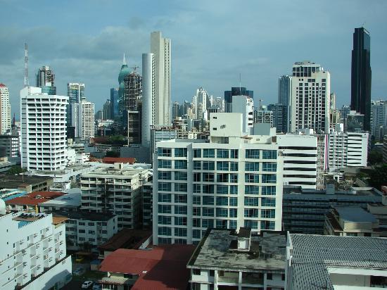 Tryp by Wyndham Panama Centro: VISTA DESDE LA HABITACION 508