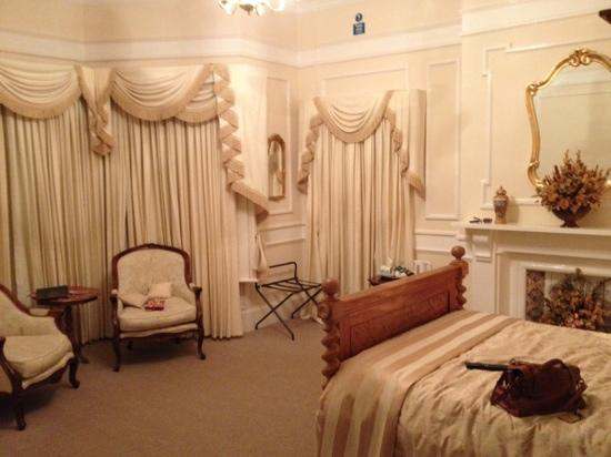 Munstone House Country Hotel: duchess