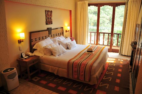SUMAQ Machu Picchu Hotel : Bedroom