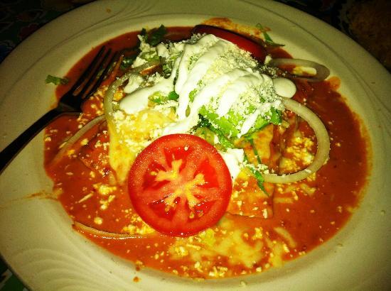 My Meal at La Palapa