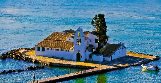 Arcadion Hotel : Madona of Vlacherna-Corfu Icon