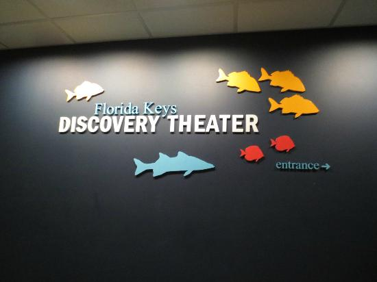 Florida Keys Eco-Discovery Center : Aquarium