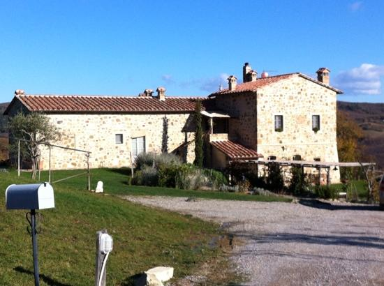 La Grencaia Bed & Breakfast: la casa