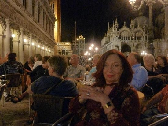 Palladio Hotel & Spa: Venice at night