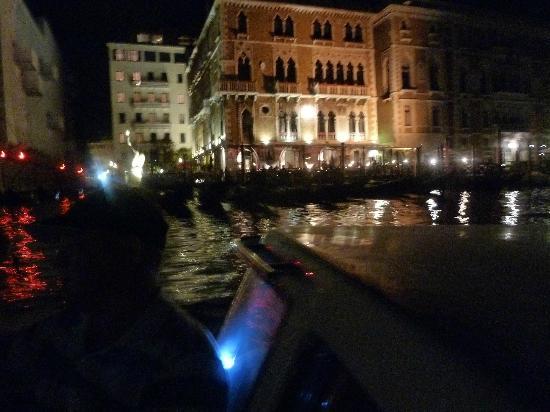 Palladio Hotel & Spa: Venice at night