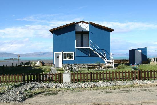 Casa Azul - Familia Patagonica : Casa Azul