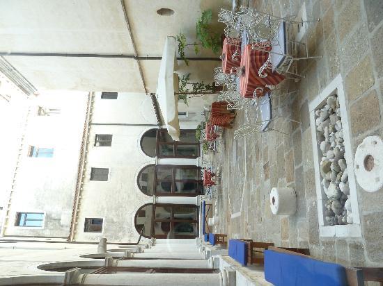 Palladio Hotel & Spa: Courtyard