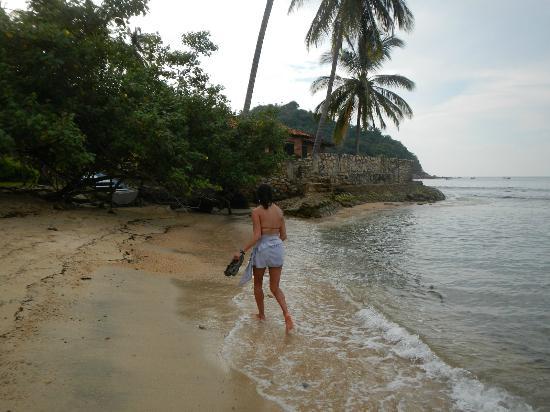 Costa Sur Resort & Spa: along the way to Yelapa