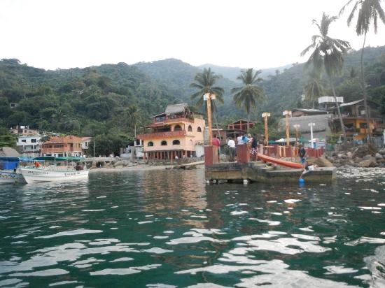 Costa Sur Resort & Spa: Ahhhh.... Yelapa!