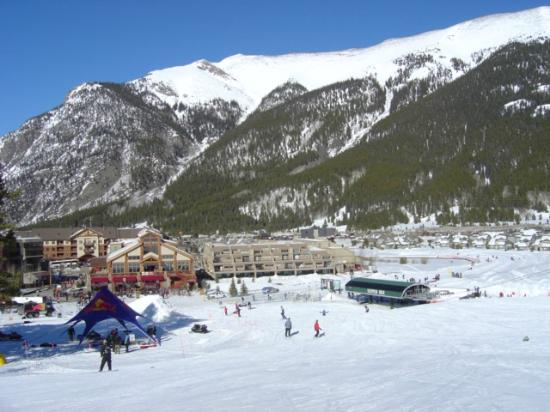 Copper Mountain: East Base area
