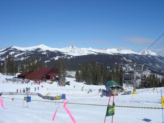 Copper Mountain Ski Area: Mid-Mt Lodge