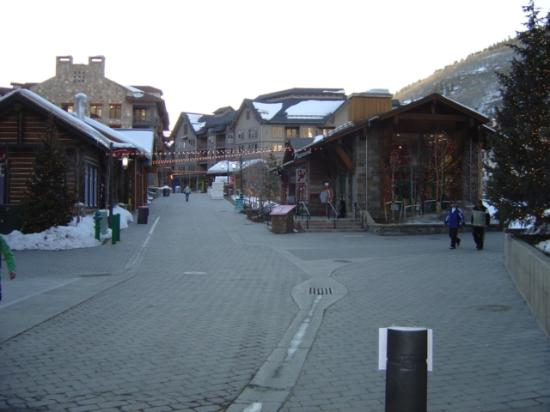 Copper Mountain Ski Area: Copper Village