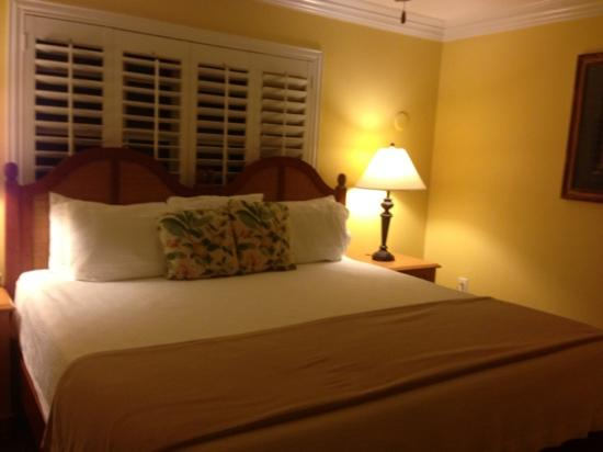 MB at Key Largo: room