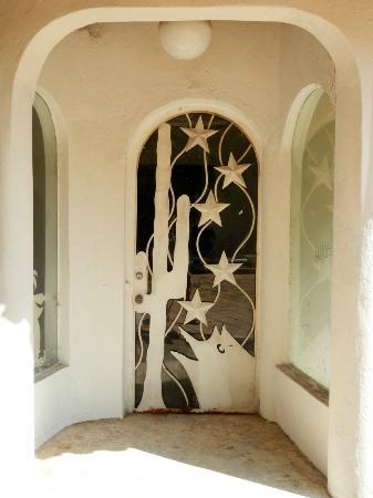 Costa Sur Resort & Spa: PV doorway