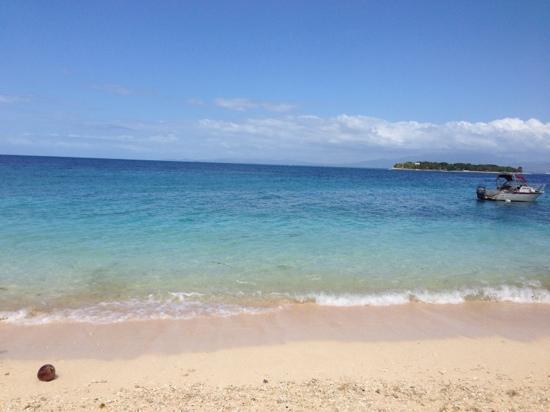 Beachcomber Island Resort: paradise