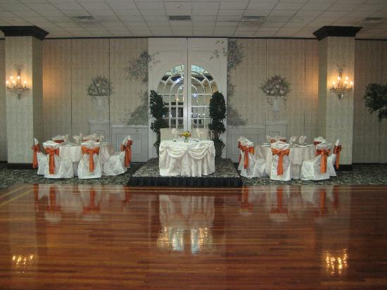 The Inn at East Wind: Reception