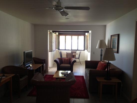 Sheraton Denarau Villas: main room