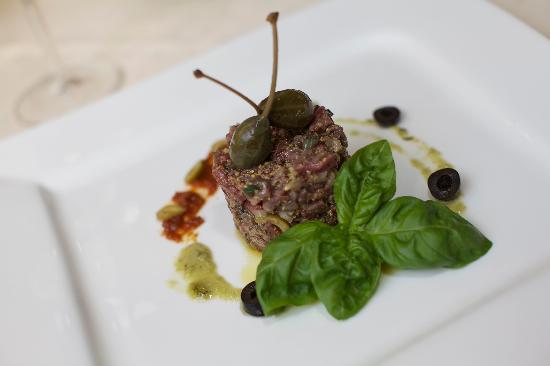 Il Piccolo Principe: Filet-Tatar alla Siciliana