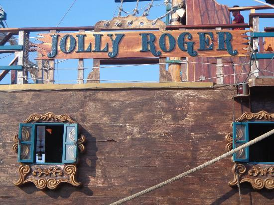 Marigalante - Mexico on Board Cruise: Jolly Roger