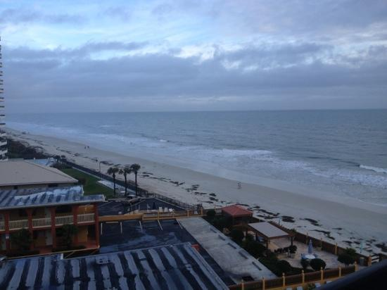 Tropical Winds Oceanfront Hotel: view