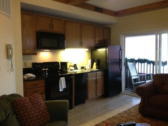 Holiday Inn Club Vacations Smoky Mountain Resort: 1br condo