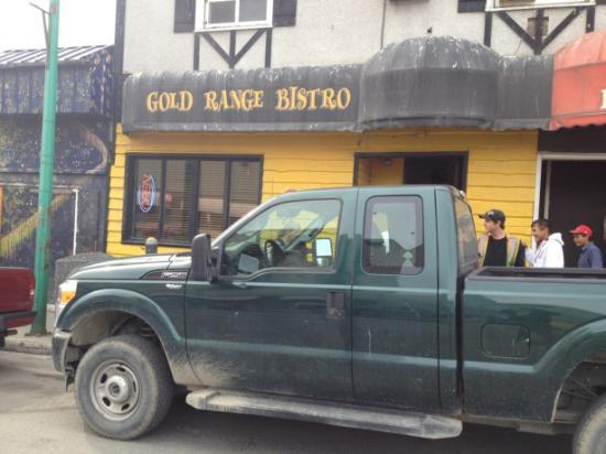 Gold Range Bistro Foto