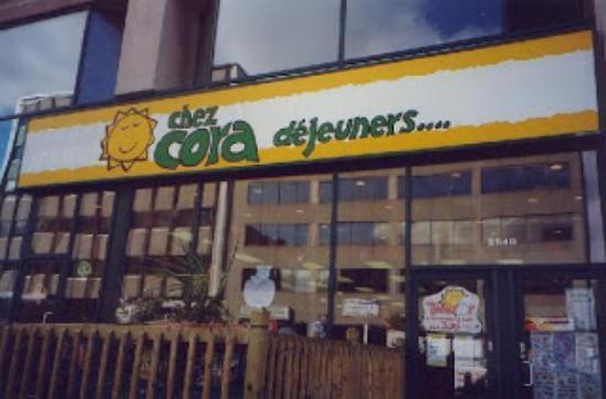 Chez Cora Dejeuners