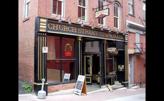 Church Street Steak House