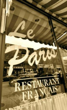Paris Restaurant