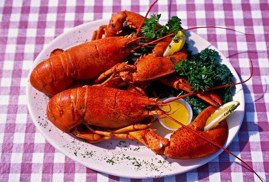 Lobster-On-The-Wharf Restaurant
