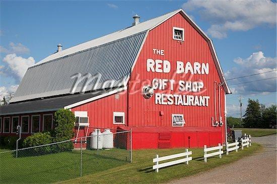 Red Barn Restaurant Foto