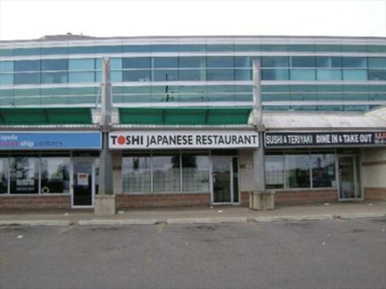 Toshi Japanese Restaurant Foto