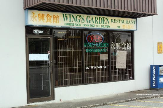 Wing's Chinese Food