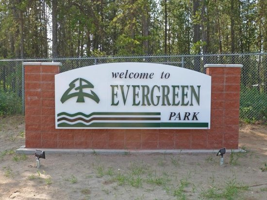 Evergreen Park Grande Prairie