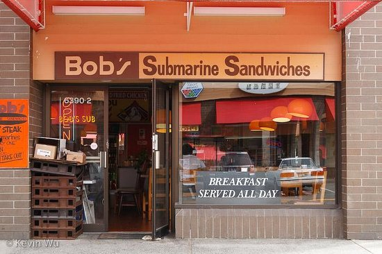 Bob's Submarine Sandwiches