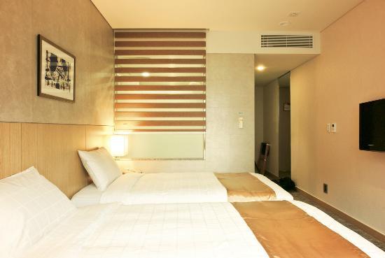 Stanford Hotel Seoul: Twin Room