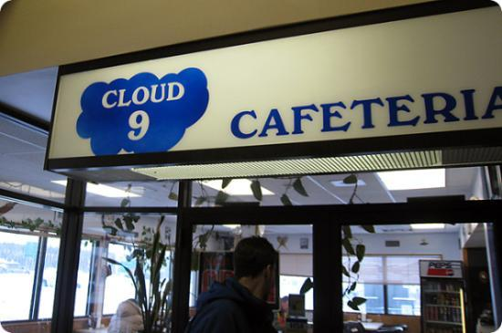 Cloud 9 Cafeteria