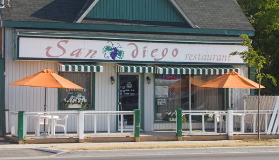 San Diego Italian Restaurant