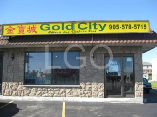Gold City Restaurant Milton