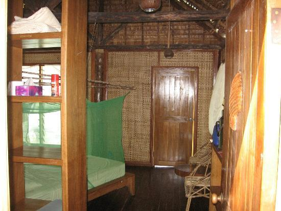 ‪‪Sanbis Resort‬: Interior - Hut #5