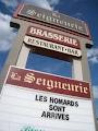 Brasserie La Seigneurie