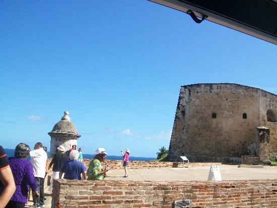 Hotel Plaza De Armas Old San Juan: Vista Fuerte San Cristobal