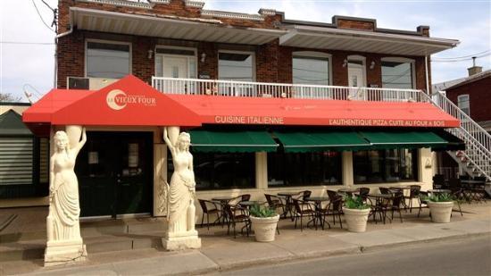 Restaurant Le Vieux Four-Laval