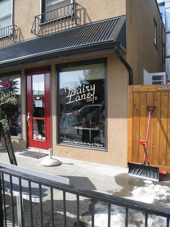 Dairy Lane Cafe