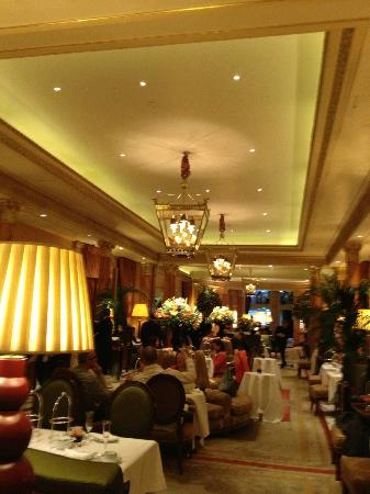 alain ducasse at the dorchester review