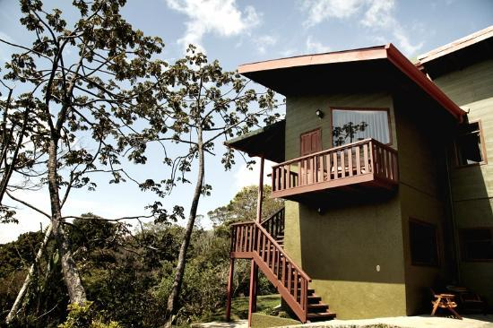 Cala Lodge: Fachada