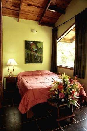 Cala Lodge: Habitación standard