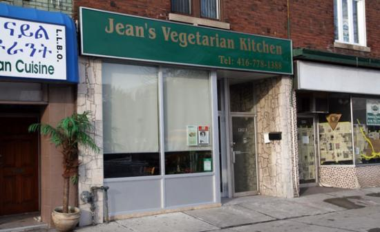 ‪Jean's Vegetarian Kitchen‬