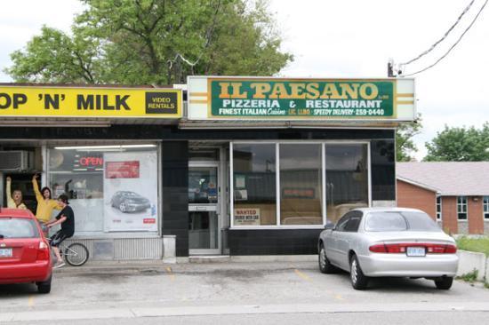 Il Paesano Pizzeria & Restaurant